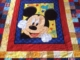 Mickey Mouse Child's Quilt