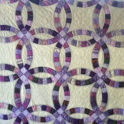 Wedding Ring Quilt at Vineyard 28