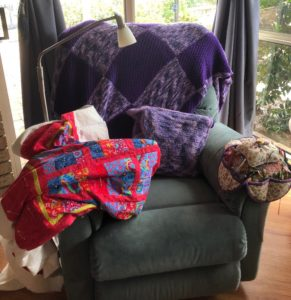 The Quilters Chair
