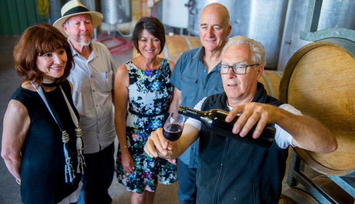 Discover Italian Vino with Mark