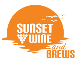 Sunset Wine and Brews Logo