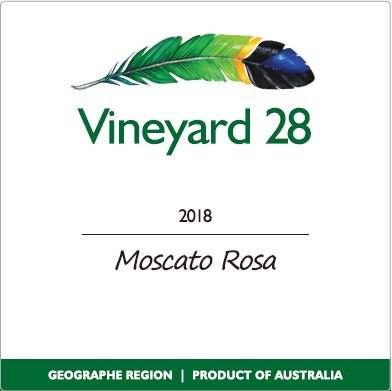 New Release Wine - Moscato Rosa