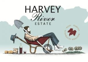 Harvey River Estate Logo