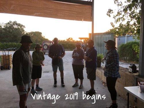 Vintage Crew 2019
