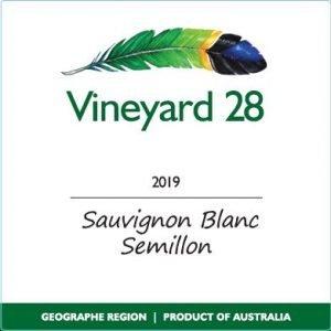 2019 SBS - Sauvignon Blanc and Semillon