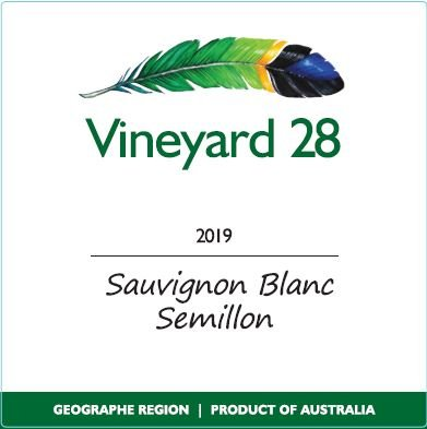 2019 SBS - Sauvignon Blanc and Semillon