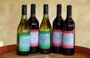 2004 Vineyard 28 Wines