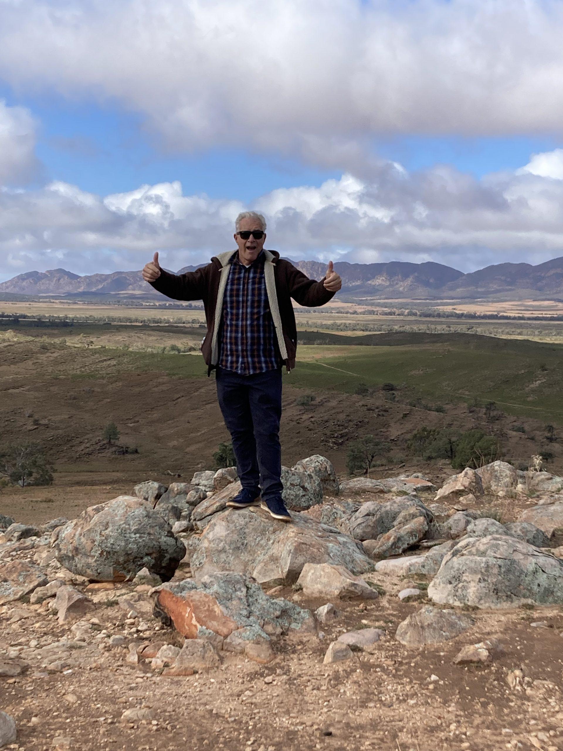 Mark - Flinders Ranges