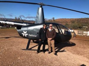 Mark & Pip Helicopter