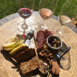 Grazing Plate at Vineyard 28